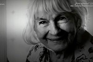 Danuta Szaflarska nie żyje. Wybitna aktorka miała 102 lata. Za to ją kochaliśmy