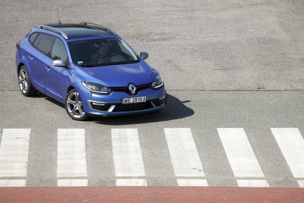 Renault Megane GT220 | Test | Wype�ni� luk�