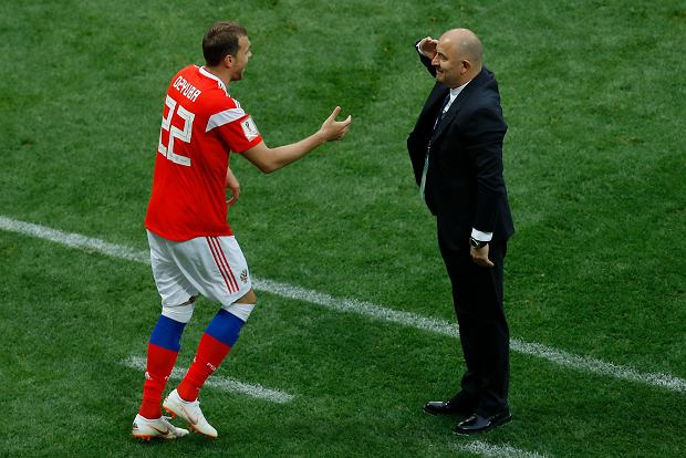 Mistrzostwa świata w piłce nożnej 2018. Jose Mourinho komentuje klasę przeciwnika Rosjan