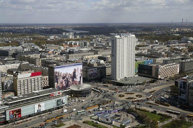 Panorama Warszawy - 2015