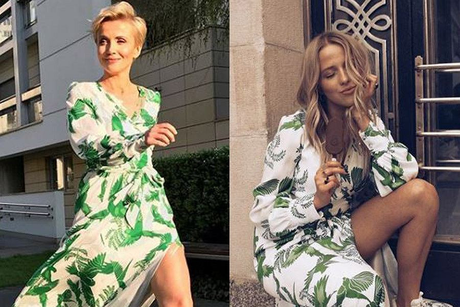 762846a6107 Maxi sukienka na różne okazje - jedna sukienka i dwie stylizacje. Elegancko  czy sportowo  Zobacz
