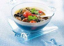 Zupa grzybowa po tajsku - ugotuj