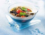Zupa grzybowa po tajsku