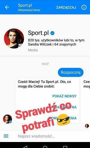 SportBot
