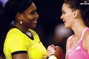 """Australian Open. Radwa�ska przegra�a w p�finale. """"Z tak graj�ca Williams nikt nie mia�by   szans"""""""