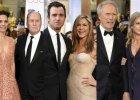 Oscary 2015. Czasem b�yszcz� nie gwiazdy, a ich partnerzy. Eastwood z now� (du�o m�odsz�) towarzyszk�, a �ona Duvalla jak Lopez