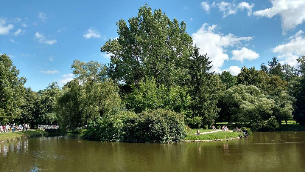 Park Zdrojowy w Nałęczowie / Fot. Mat86, CC BY 3.0