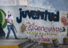 Protesty antyrządowe w Wenezueli