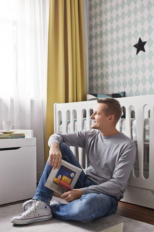 Zdjęcie numer 5 w galerii - Marcin Mroczek pokazuje pokój syna