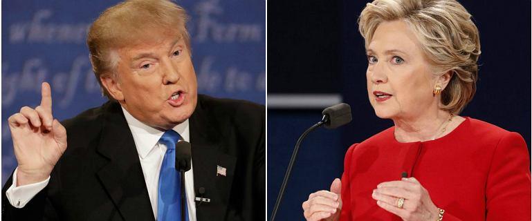 Debata prezydencka w USA. Za�arta polemika na starcie, mocny atak Trumpa [WIDEO]