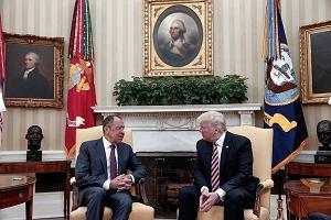 Trump ujawnił Rosjanom tajne informacje wywiadu? Putin: Mamy nagranie tej rozmowy