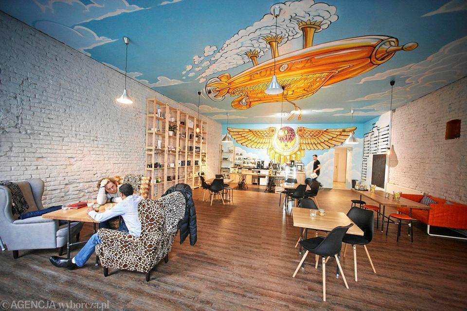 kawiarnia speciality hot air cafe łódź