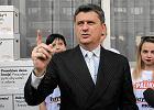 Palikot: Macierewicz jest warchołem, Kaczyński jest warchołem. A państwo pokazuje się z dziadowskiej strony