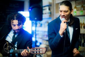 Tango na �asztowni: Carlos Roulet i Edilson Sanchez