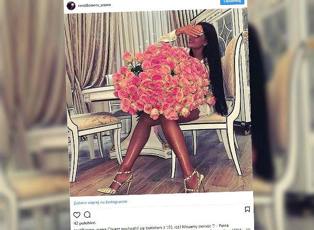 Wypożycz kwiaty na Walentynki 2018
