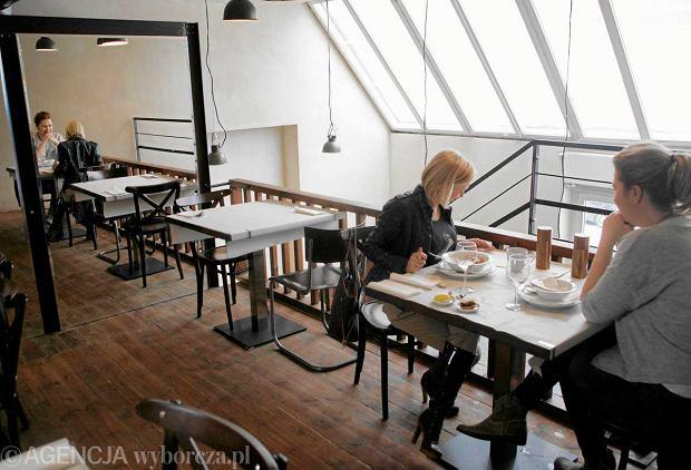 Kuchnia Funkcjonalna Historię sztuki czuć tu na języku