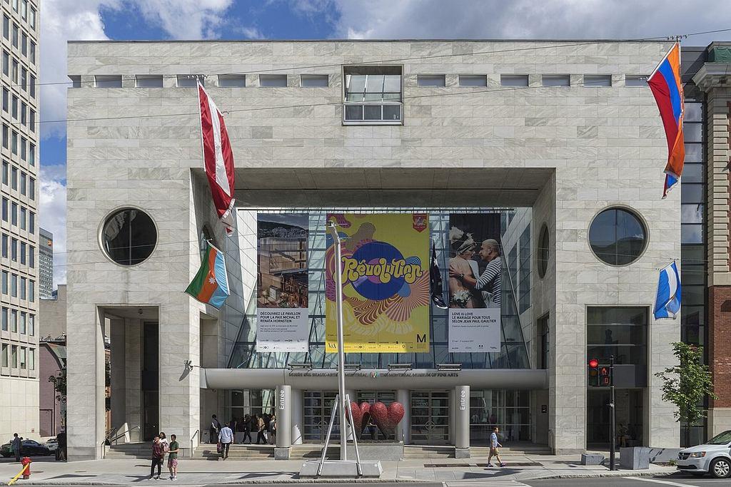 Muzeum Sztuk Pięknych w Montrealu