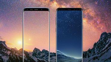 Jeden z tych smartfonów to Galaxy S8, drugi to tani chiński klon