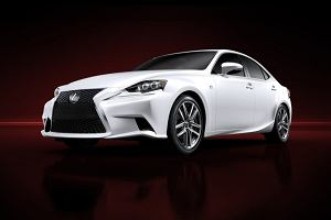Lexus IS od 134 900 z�