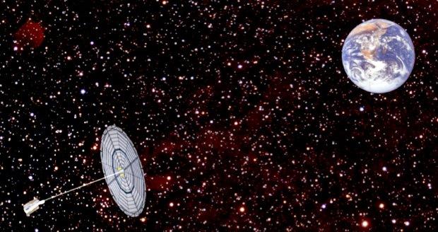 Скоро появится конкурент Хабблу