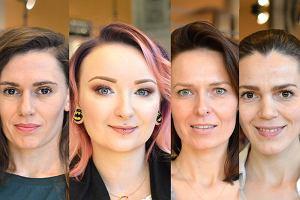 Trzy kobiety, które prawie się nie malują, w rękach Red Lipstick Monster. Jak odmieniła je królowa tęczowego makijażu? [ZDJĘCIA]