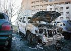 Seria nocnych podpale� samochod�w w Krakowie