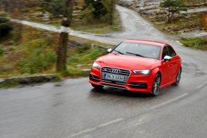 Audi S3 Limousine - prezentacja w Monaco, test Moto.pl