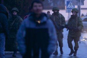 Krym. Rosyjska flota: nie wysy�ali�my oddzia��w na lotnisko pod Sewastopolem