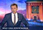 """""""Wiadomości"""" TVP. Co by zrobiły bez opozycji i KOD"""