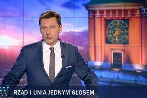"""""""Wiadomo�ci"""" TVP. Co by zrobi�y bez opozycji i KOD"""