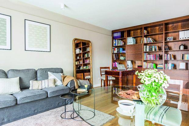 Prezentacja mieszkania: Współczesna klasyka