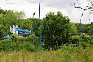 Park �l�ski zmniejszy si� o 12 hektar�w. B�dzie basen, a co obok niego?