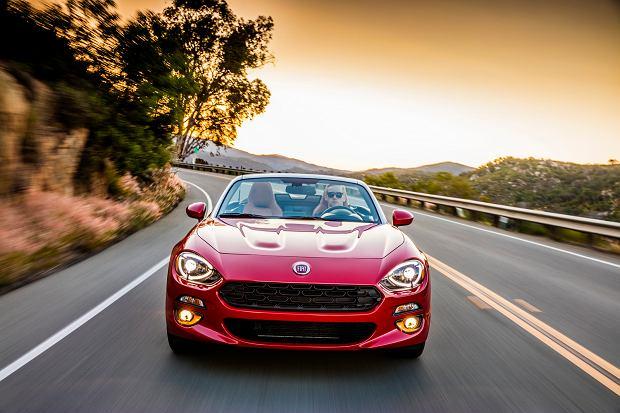 Galeria | Fiat 124 Spider | Gorąca włoska krew