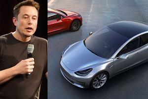 Tesla traci po decyzji Goldman Sachs. Elon Musk przepalił pieniądze na Model 3?