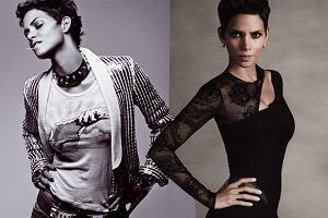Halle Berry rockowa i młodzieżowa czy drapieżna i seksowna - w jakiej wersji ją wolicie? [ZDJĘCIA]