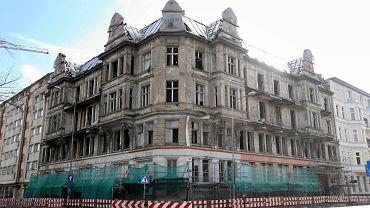 Dawny hotel Piast