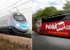 Na kolei remonty, więc PKP Intercity znowu straci pasażerów. Przejmą ich autobusy, samoloty i kierowcy z Blablacar