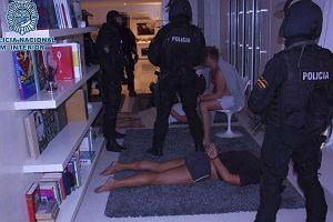 Polak, handel broni�, Ibiza. Konrad D. znany polskim spec-s�u�bom
