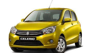 Suzuki Celerio | Następca Alto