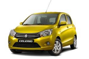 Salon Genewa 2014 | Suzuki Celerio | Nast�pca Alto