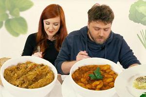 """Z mięsem czy bez? Mięsożercy testują wegańskie dania. """"Smalec w dziesiątce najlepszych, jakie jadłam w życiu"""""""