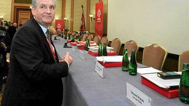 Prezes WZPN Stefan Antkowiak