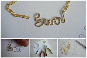 DIY: bransoletka z imieniem, czyli idealny prezent dla kogo� bliskiego