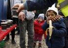 Mali uchodźcy po dotarciu na Lesbos