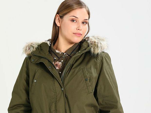 7bf900c3d8156 Kurtki i płaszcze dla puszystych [Stylizacje]
