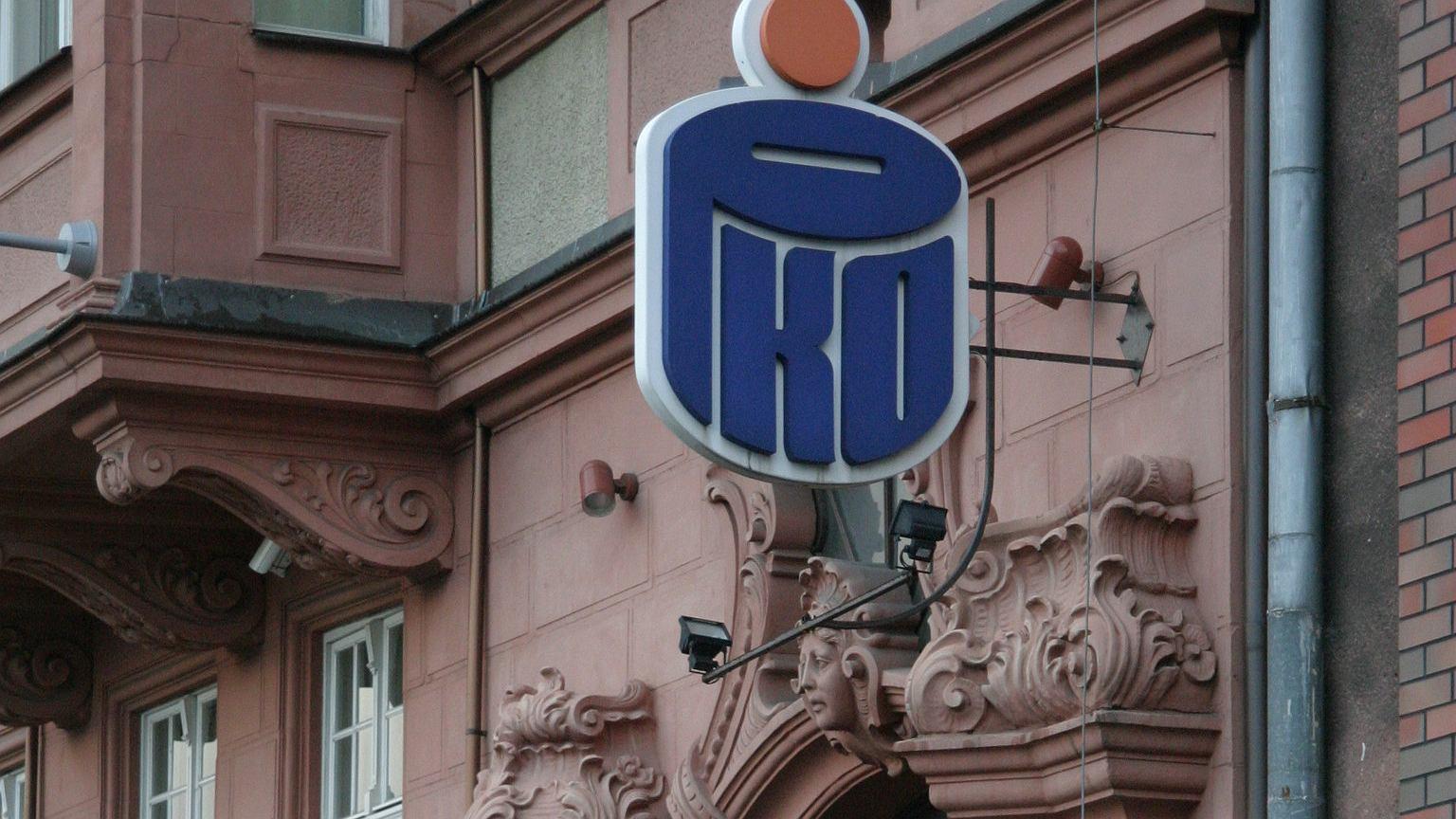 Karol Śliwka jest m.in. autorem logo banku PKO