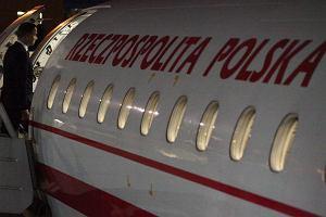 Awaria w samolocie Andrzeja Dudy. Delegacja nie mogła wrócić do Warszawy