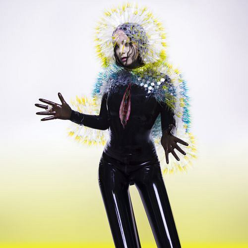 Björk Vulnicura / fot. materiały prasowe
