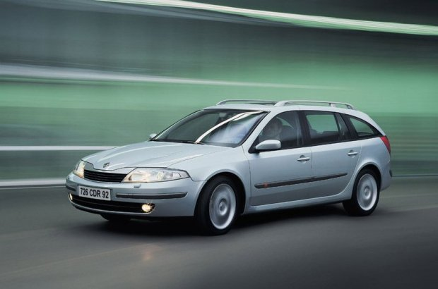 Renault Laguna II 2001 r.