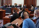 Urzędnicy sądowi domagają się podwyżek. Protest przed Ministerstwem Sprawiedliwości